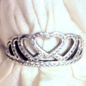 Hot Diamonds company 925 Ring